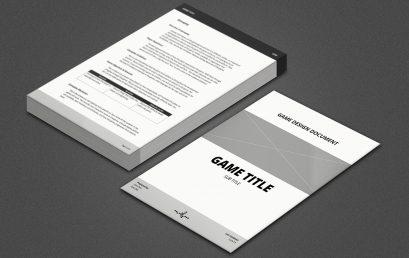 3 Dicas para criar um Game Design Document (GDD) útil e eficiente