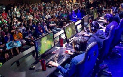 Por trás dos jogos: O crescimento dos E-Sports no Brasil
