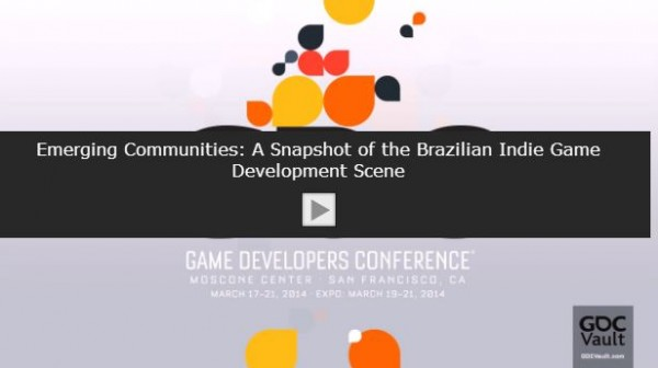 Emerging Communities: A Snapshot of the Brazilian Indie Game Development Scene