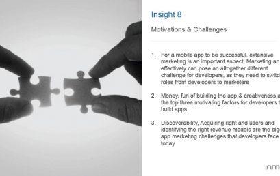 Dinheiro, diversão e criatividade: as principais motivações para desenvolvedores de apps