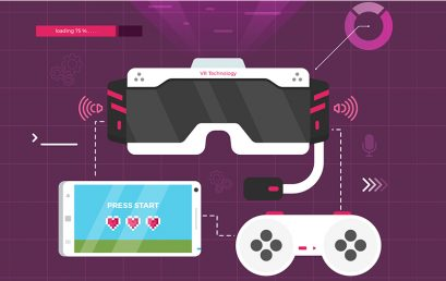 O grande potencial das aplicações VR & AR