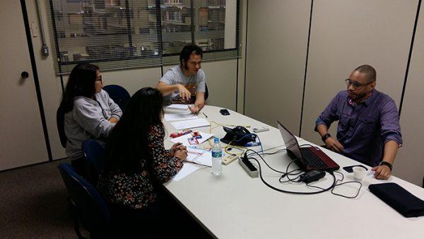 Gamificação com Imersão Narrativa: Workshop realizado em São Paulo