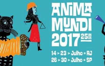 Festival Internacional Anima Mundi comemora 25 anos em 2017