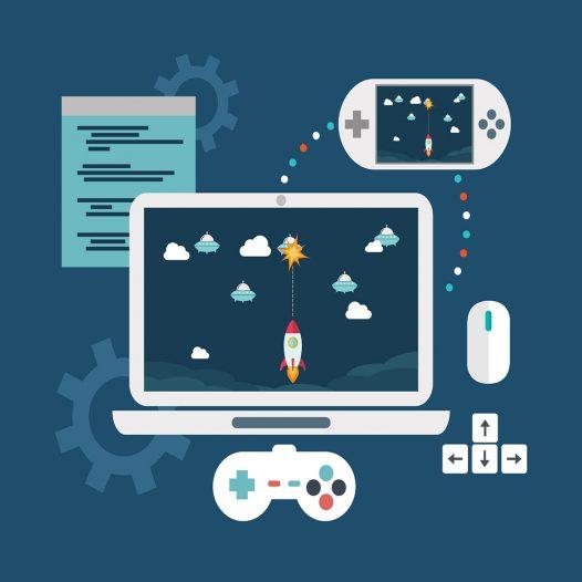 Produção e Desenvolvimento de Games (pacote com 6 cursos)