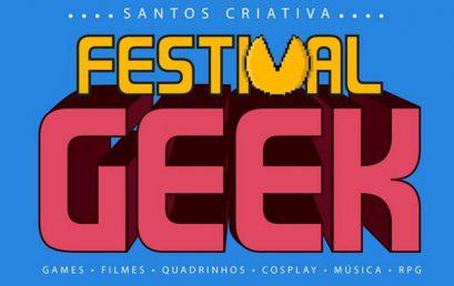 Festival Geek: Evento reúne Games, Campeonatos e Cultura Nerd