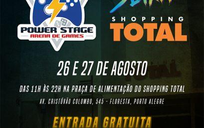 Circuito Power Stage 2017 retorna em sua 3ª edição no Shopping Total