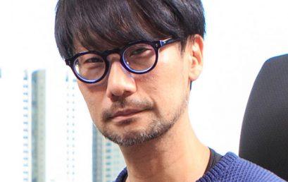 Hideo Kojima vem ao Brasil pela primeira vez para participar da Brasil Game Show
