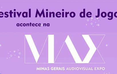 Festival Mineiro de Jogos – MAX