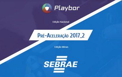 Inscreva-se na Seleção para o Programa de Pré-Aceleração de Games 2017_2 da Playbor
