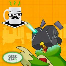 Geek Academy - Criando Realidade Aumentada em 3D Max, Unity
