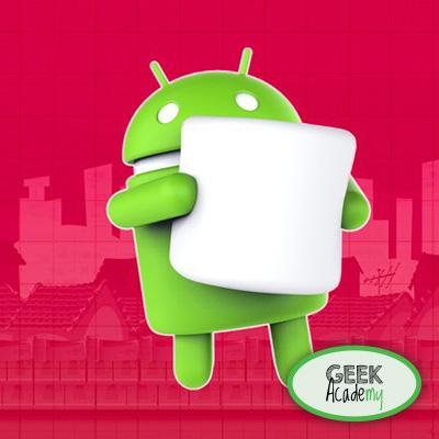 Geek Academy – Curso do Desenvolvedor Android M: Crie 10 Apps