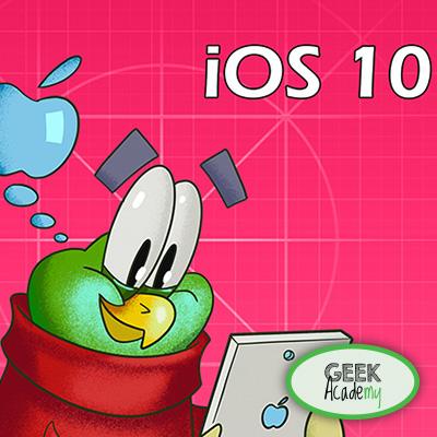 Geek Academy – Desenvolvimento de App para iOS 10 com Xcode e Swift 3