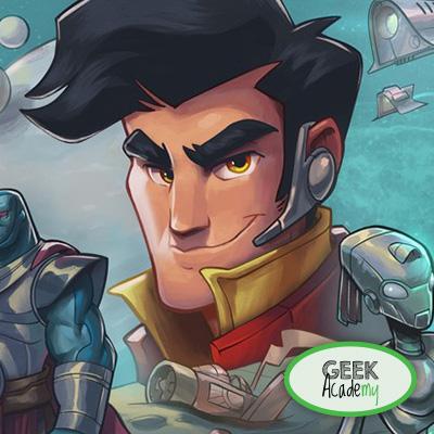 Geek Academy – Curso Completo de Ilustração com Clip Studio Paint