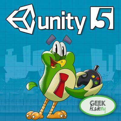 Geek Academy – Curso Completo de Unity 5