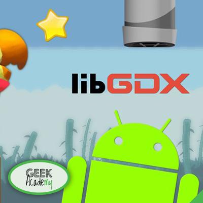 Geek Academy – Criação de Jogos para Android com Java