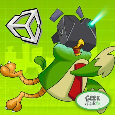 Geek Academy – Flappy Bird 3D em Realidade Aumentada com Unity e Vuforia