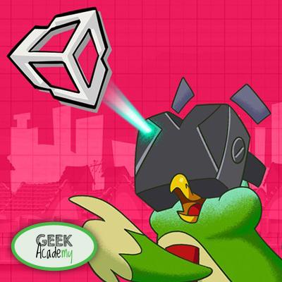 Geek Academy – Jogo de Plataforma em Realidade Aumentada: Unity 5