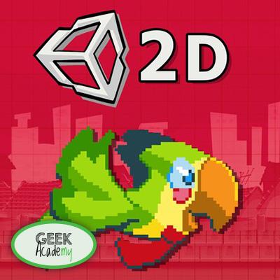 Geek Academy – Jogos em Unity 2D para iOS e Android