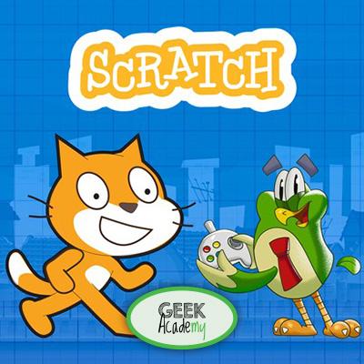 Geek Academy – Lógica de Programação: Crie 9 Jogos com o Scratch do MIT