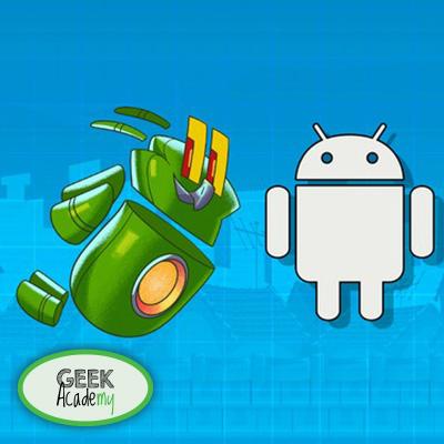 Geek Academy – Curso Básico de Android Studio 1.0.1