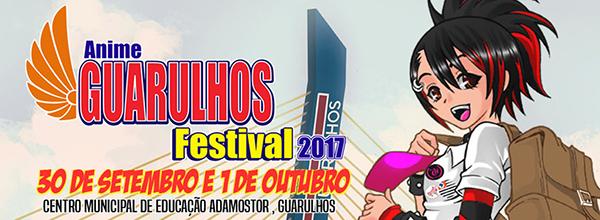 [Evento Gratuito] Anime Guarulhos Festival