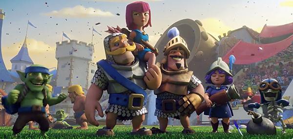 Brasil Game Show anuncia campeonato de Clash Royale na Brasil Game Cup