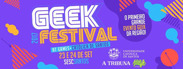 Evento gratuito: Geek Festival AT Games
