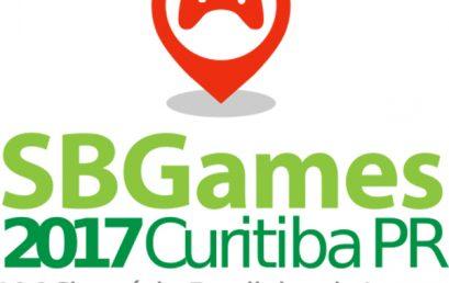 SBGames: XVI Simpósio Brasileiro de Jogos e Entretenimento Digital
