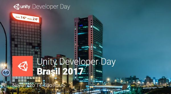 Dia do Desenvolvedor Unity