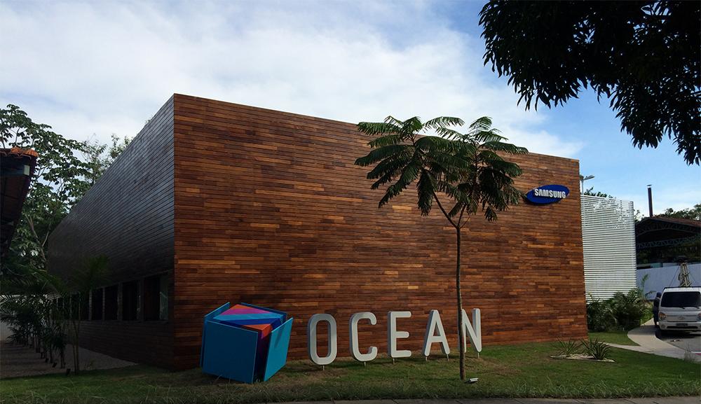 Ocean Lab: Cursos gratuitos de capacitação em tecnologia