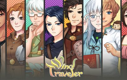Wind Traveler – Sheep Pixel