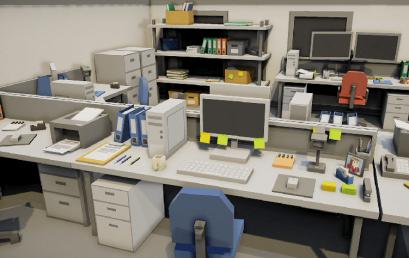 Como montar um estúdio de desenvolvimento de games: Parte 7 – Equipamentos