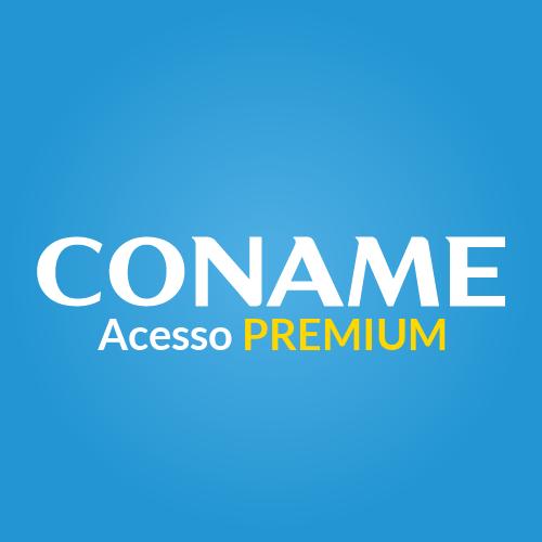 CONAME: Acesso Premium