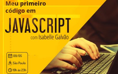 Meu primeiro código JavaScript – Curso de programação para iniciantes