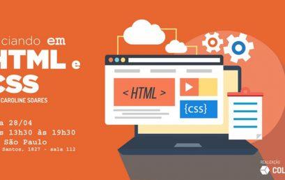 Iniciando em HTML e CSS