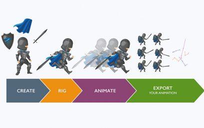 Marionette Studio: Plataforma online e colaborativa para animação 2D