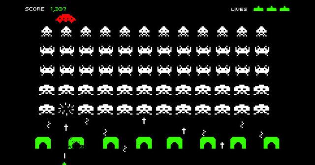 Porque Space Invaders foi tão importante?