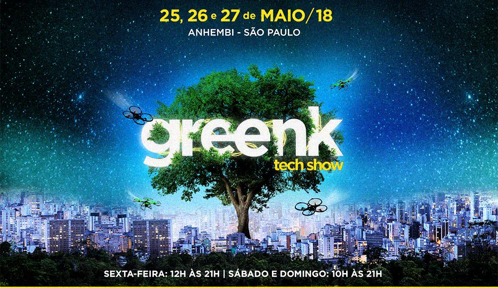Greenk Tech Show: Tecnologia e Sustentabilidade