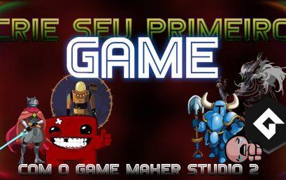 Aulas gratuitas de criação de games com Isaque Malta – Gamedev e Professor GML