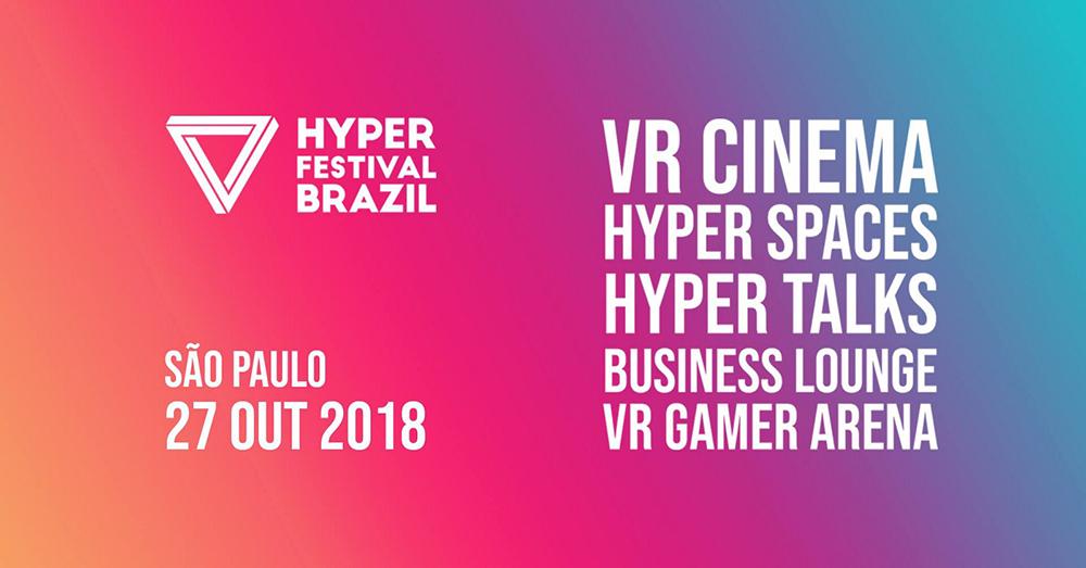 Hyper VR: Festival de Realidade Virtual