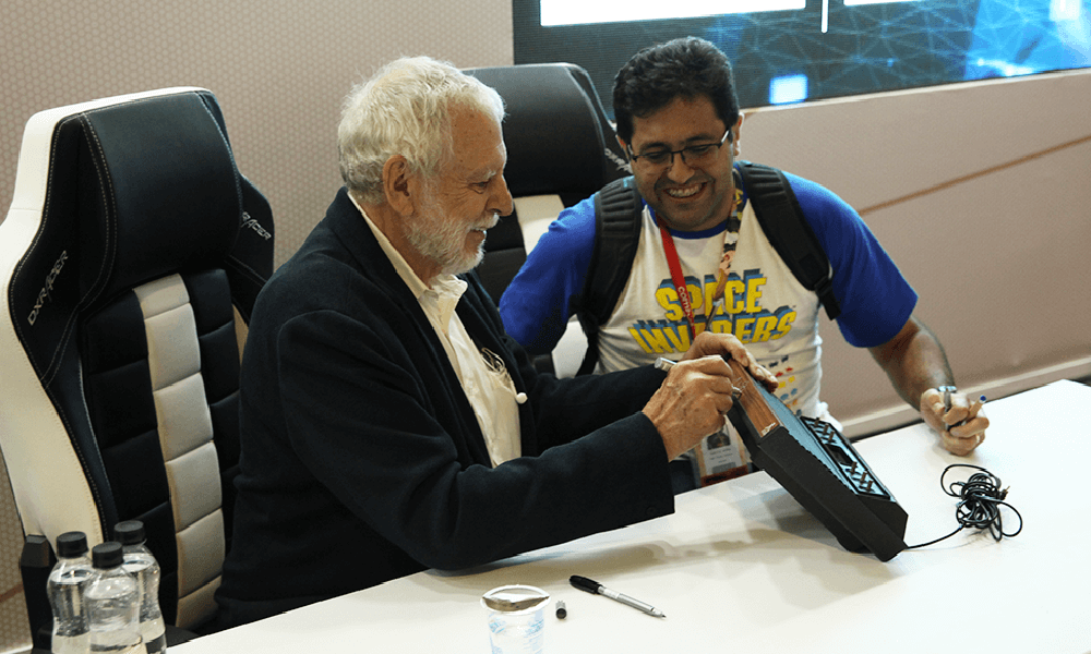Criador do Atari retorna para a Brasil Game Show 2018