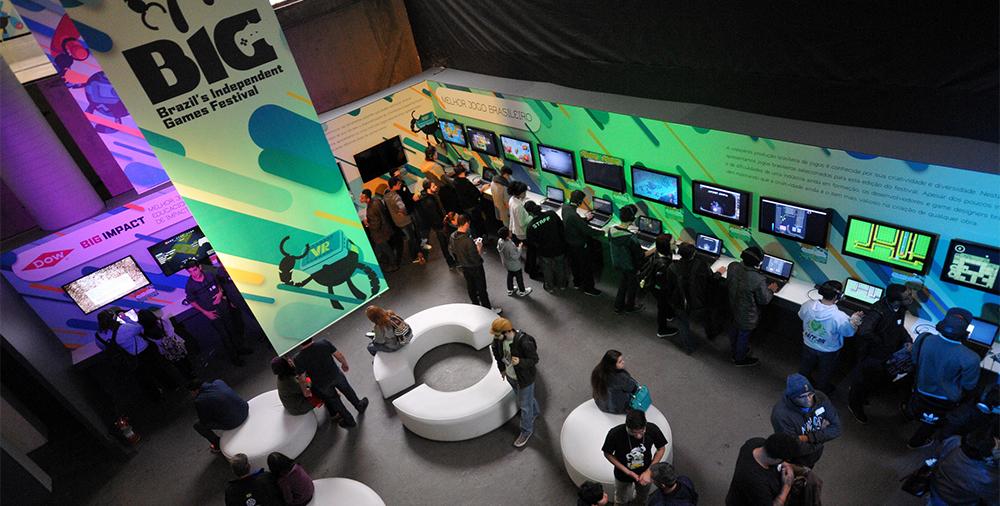 Big Careers: Debate sobre Jogos Digitais e Mercado de Trabalho
