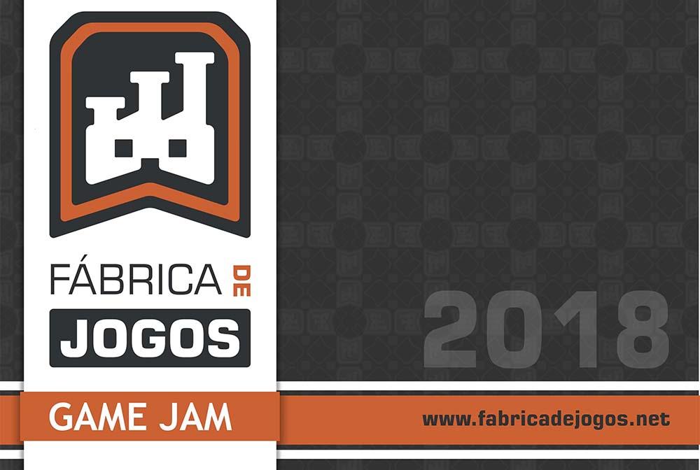 Participe da Game Jam Fábrica de Jogos 2018