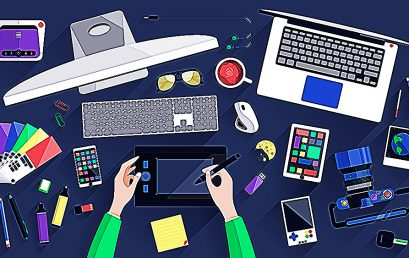 Conheça as principais áreas de atuação no Design
