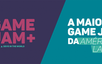 Game Jam+, a Olimpíada Brasileira de Desenvolvimento de Jogos