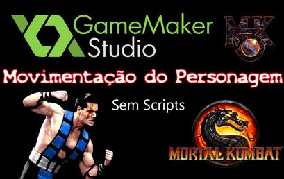 Mortal Kombat – Aprenda como criar a movimentação do Sub-Zero no GameMaker