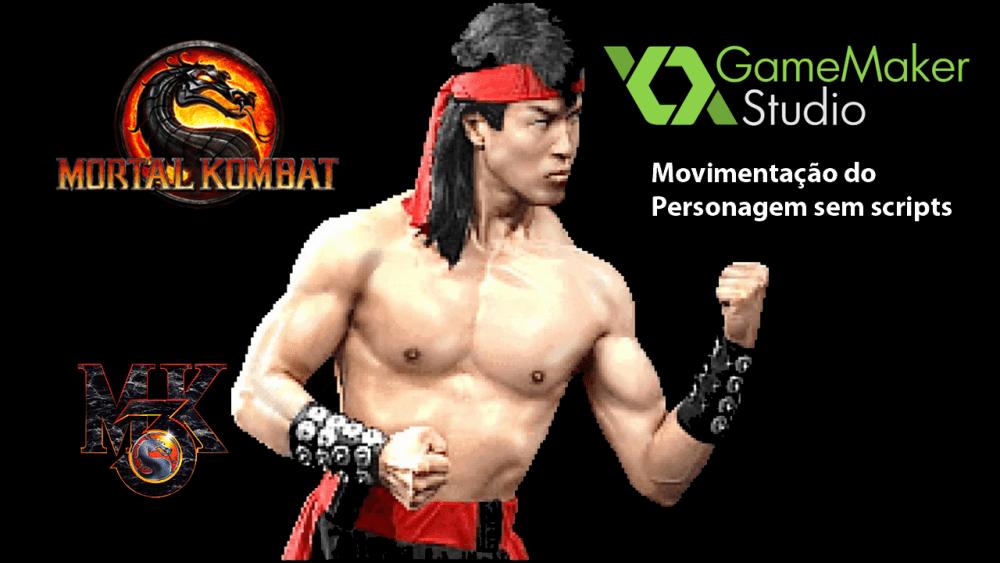 Mortal Kombat – Aprenda como criar a movimentação do Liu Kang no GameMaker