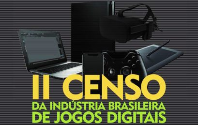Segundo censo da indústria de brasileira de jogos digitais: resultados da pesquisa e panorama do mercado