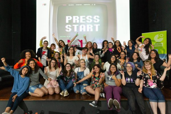 Sao Paulo - 2a Edicao - Women Game Jam 2019