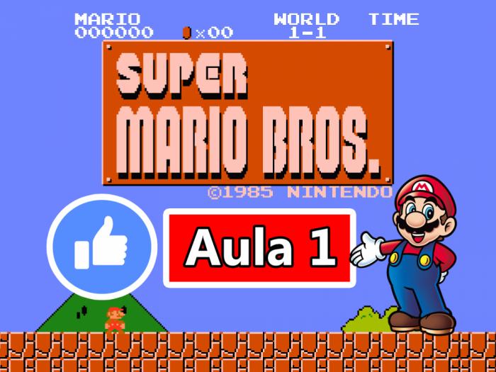 Criando Jogos com Game Maker Studio – Super Mario Bros.